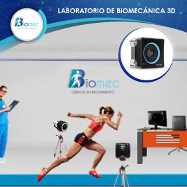 laboratorio de biomecénica