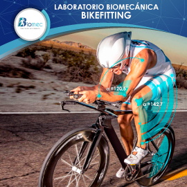 LABORATORIO DE BIKEFITTING